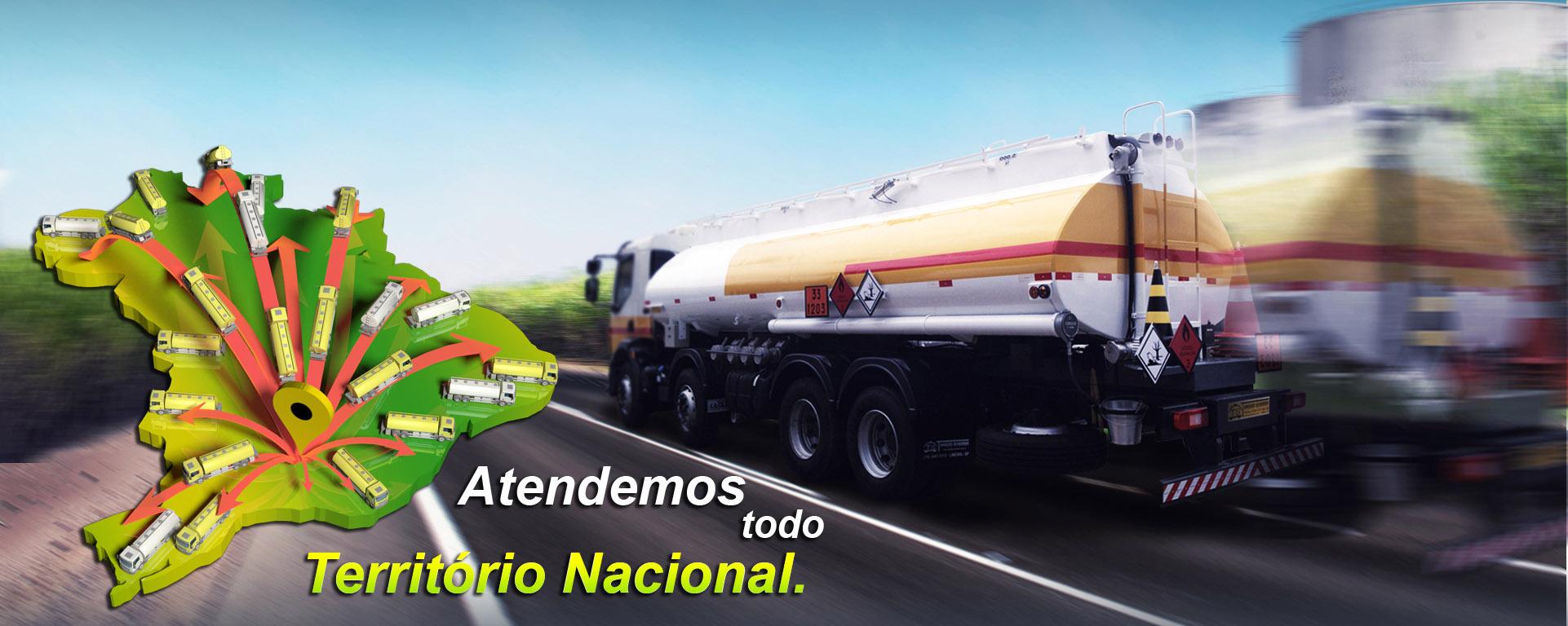tanque para transporte de combustível em Limeira - SP
