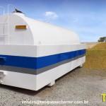 Tanque para armazenamento de diesel