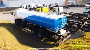 Tanque Pipa para transporte de água