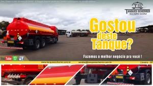 Tanque para transporte de Combustível - Veículos 4x2 / 6x2 / 6x4 - TQ. 6X2 TOP GOTA