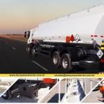 Tanques para transporte de combustível Aço Carbono