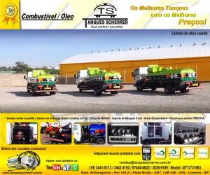 tanque para transporte de combustível  catálogo