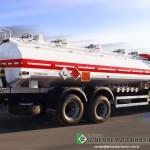 Tanque para transporte de combustível Botton Loading